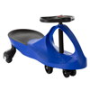 Wiggle Car Ride On Toy ? No Batteries, Gears or Pedals ? Twist, Swivel, Go ? Outdoor Ride Ons for Kids 3 Years and Up by Lil? Rider (Blue)