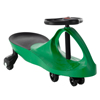 Wiggle Car Ride On Toy ? No Batteries, Gears or Pedals ? Twist, Swivel, Go ? Outdoor Ride Ons for Kids 3 Years and Up by Lil? Rider (Green)