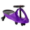 Wiggle Car Ride On Toy ? No Batteries, Gears or Pedals ? Twist, Swivel, Go ? Outdoor Ride Ons for Kids 3 Years and Up by Lil? Rider (Purple)