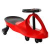 Wiggle Car Ride On Toy ? No Batteries, Gears or Pedals ? Twist, Swivel, Go ? Outdoor Ride Ons for Kids 3 Years and Up by Lil? Rider (Red)