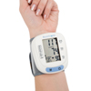 Automatic Wrist Blood Pressure Monitor with Digital LCD Display Screen- BP and Pulse Monitoring with Adjustable Cuff and Storage Case by Bluestone