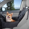 Pet Car Cover Protector or Dog Booster Seat, 2-In-1 Seat Liner/Pet Seatbelt, Quilted Waterproof with Non-Slip Backing for Car/Truck/SUV by PETMAKER