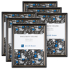 Picture Frame Set, 8.5 x 11 Document Frame Pack for Picture Gallery Wall with Hangers, Set of 6 by Lavish Home