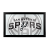 NBA Framed Logo Mirror - Fade  - San Antonio Spurs
