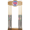 NBA Cue Rack with Mirror - Fade  - Detroit Pistons