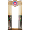 NBA Cue Rack with Mirror - City  - Detroit Pistons