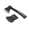 Tactical Utility Hatchet ? Compact Survival Stainless Steel Axe Multitool for Camping, Hunting and Hiking with Nylon Belt Sheath by Whetstone