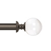 Curtain Rods and Hardware - Decorative Crystal Ball Rods for Home D�cor in Bedroom, Living Room, and Kitchen Curtains 48