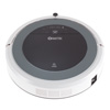 Robotic Vacuum Cleaner- Amatrix V450 Floor Cleaning Robot with Large Dust Bin, UV Sterilization Light, HEPA Filter, Remote Control, Self Charging