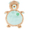 Bear Baby Play Mat- Soft Infant/Toddler Stuffed Animal Floor Cushion Friend for Tummy Time, Playing and Sitting for Boys and Girls by Happy Trails