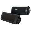 OontZ Angle 3 ULTRA Bluetooth Speaker with Carry Case, 14-Watts Bigger Bass, 100ft Wireless Range, Play in Dual Stereo, IPX-6 Splashproof Black