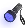 Black Light UV Flashlight- 51 Ultraviolet LEDs & Handheld Aluminum Housing- Pet Urine Detector, Finds Dried Stains, Bed Bugs & Scorpions by Stalwart