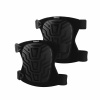 Knee Pads ? Professional Indoor and Outdoor Industrial Safety Gear with Adjustable Straps, EVA Foam and Gel with Plastic Shell by Stalwart (One Pair)