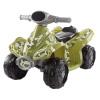 Ride-On Toy ATV ?Battery Operated Electric 4-Wheeler for Toddlers with Included Battery Charger and Push Button Start by Lil? Rider (Green Camo)