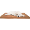 PETMAKER 3 inch Foam Pet Bed-35x44 inches-Clay