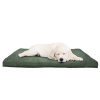 PETMAKER 3 inch Foam Pet Bed-35x44 inches-Forest