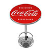 Coca Cola Vintage Pub Table